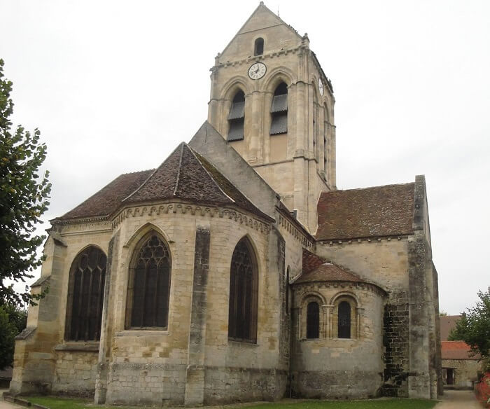 Photo of The Church at Auvers